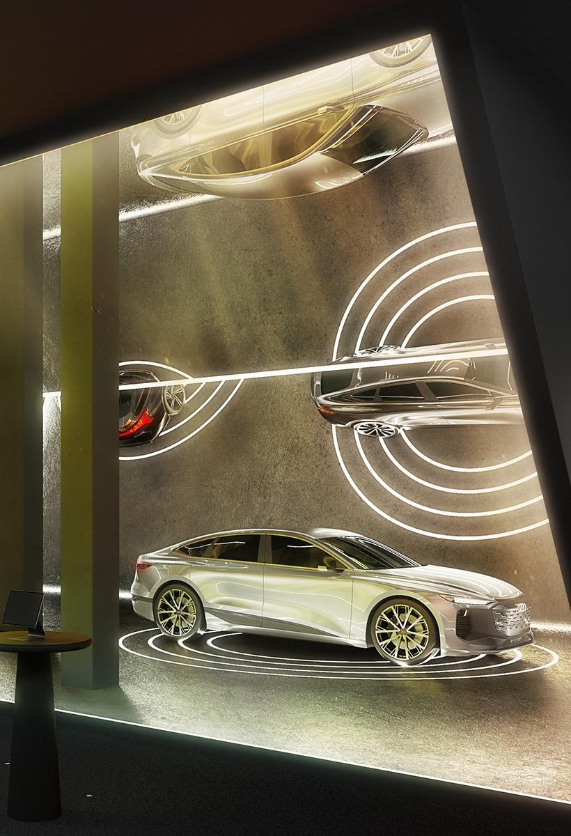 INTERNI Creative Connections, i coproducer: Audi