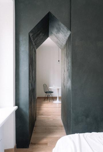 Appartamento sui Navigli_AACM. Ph. Maria Francesca Lui vert