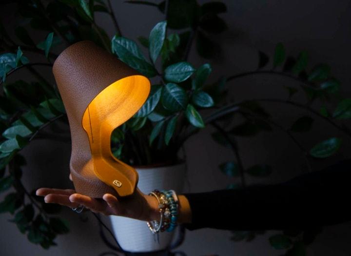 Eventi, Fuorisalone 2021 5Vie, KrillDesign, Ohmie, The Orange Lamp