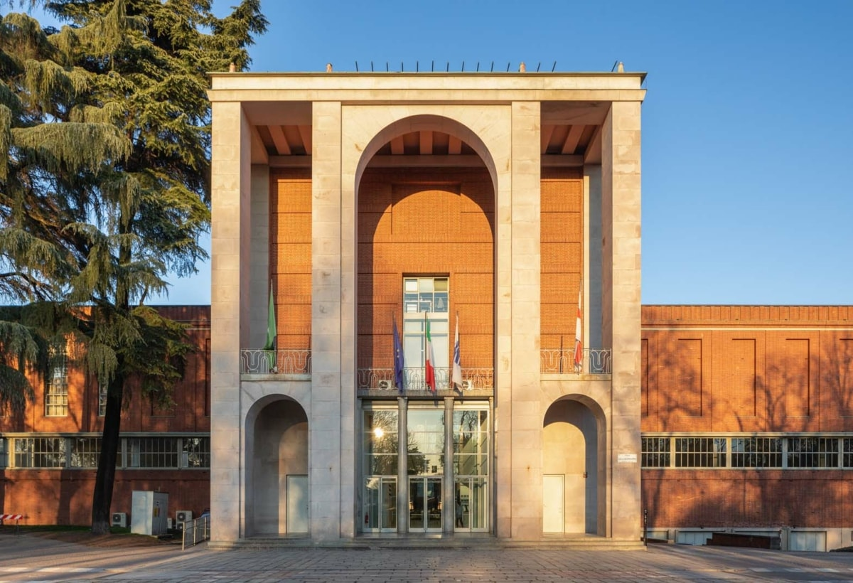 FuoriSalone 2021_Eventi_Triennale facciata_foto_Gianluca Di Ioia – © Triennale Milano
