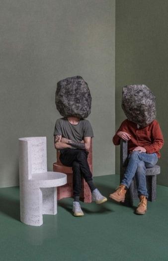 FuoriSalone_2021_Eventi_Brera_Isola Design District, Heavy Chair, Studio Speciaal,The Stage Four, Fabbrica Sassetti Ph. Lisa Klappe