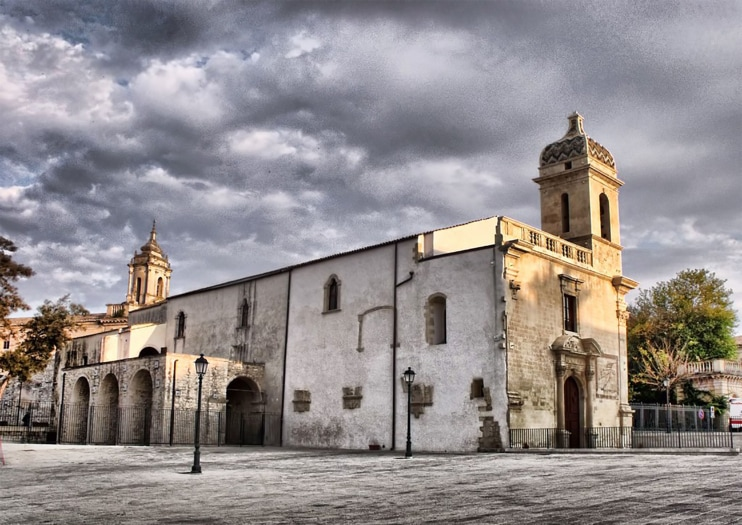 Ragusa Barocco Chiesa San Vincenzo Ferreri