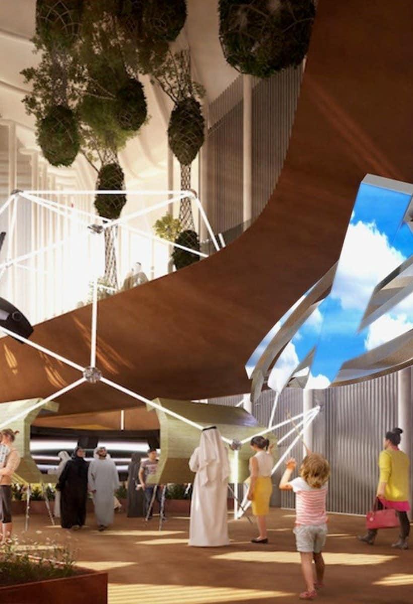 Expo 2020 Dubai: la bellezza in architettura unisce le persone