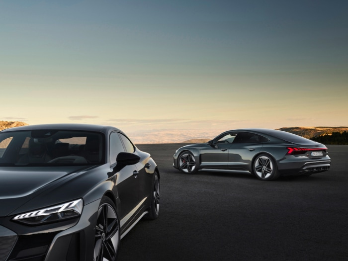 Audi e-tron GT quattro / Audi RS e-tron GT