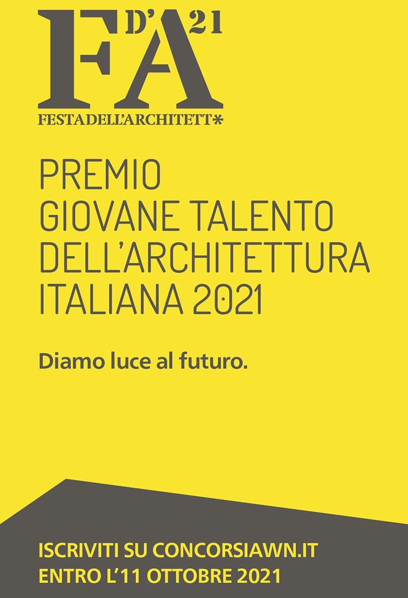 Festa dell'Architetto/a 2021