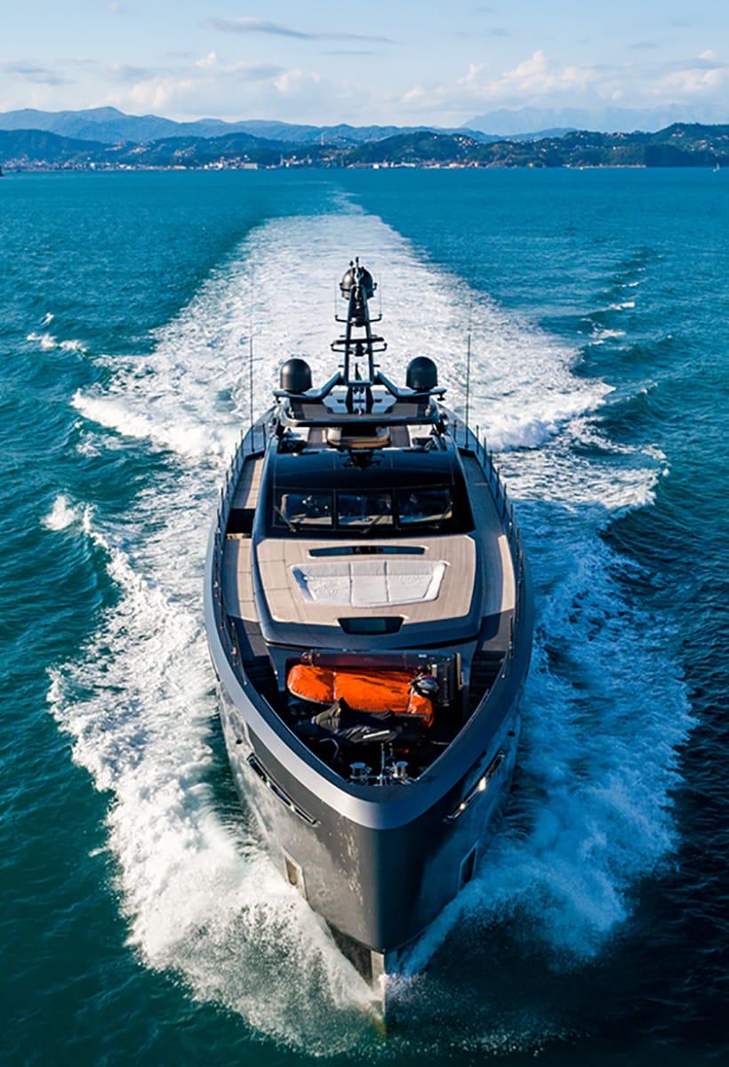 Lo yacht, il piacere della vita