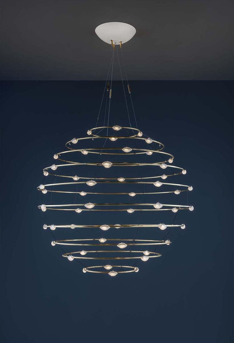 Petits Bijoux di Catellani & Smith: una meraviglia di lampada