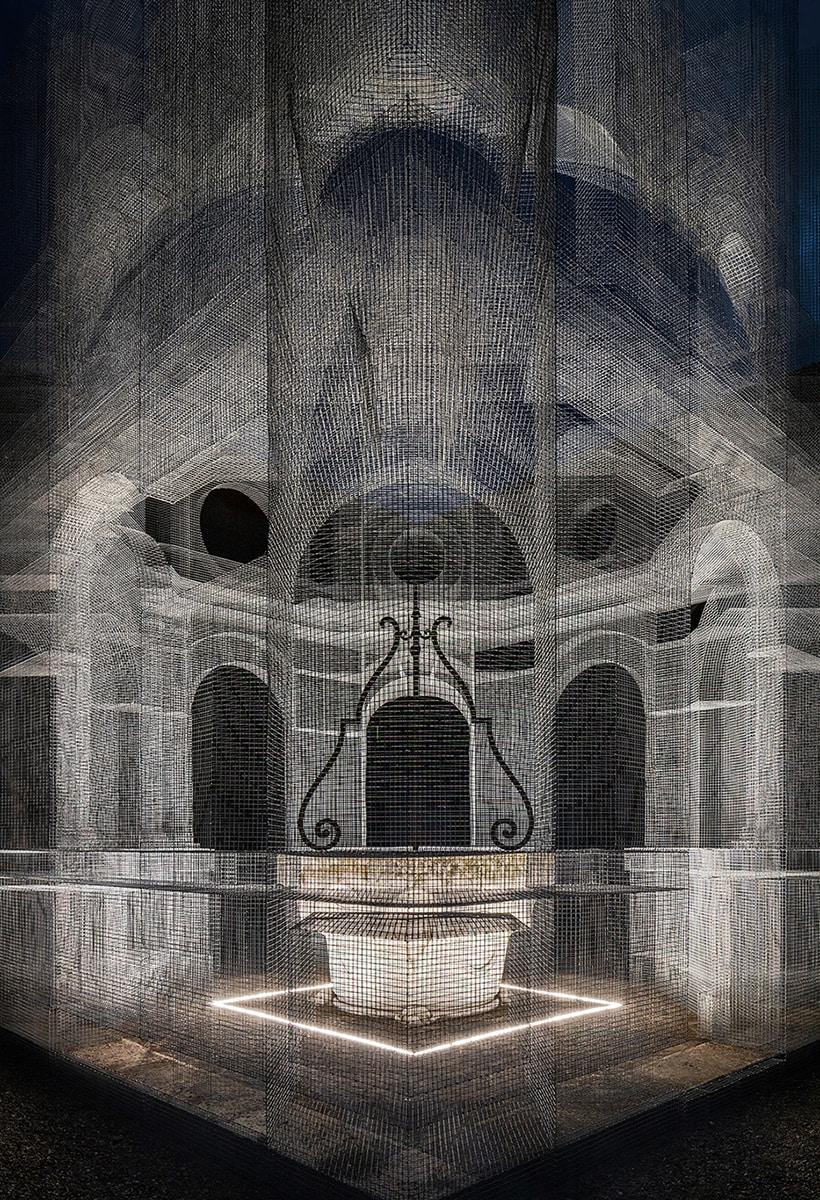 Dante reinterpretato da Tresoldi