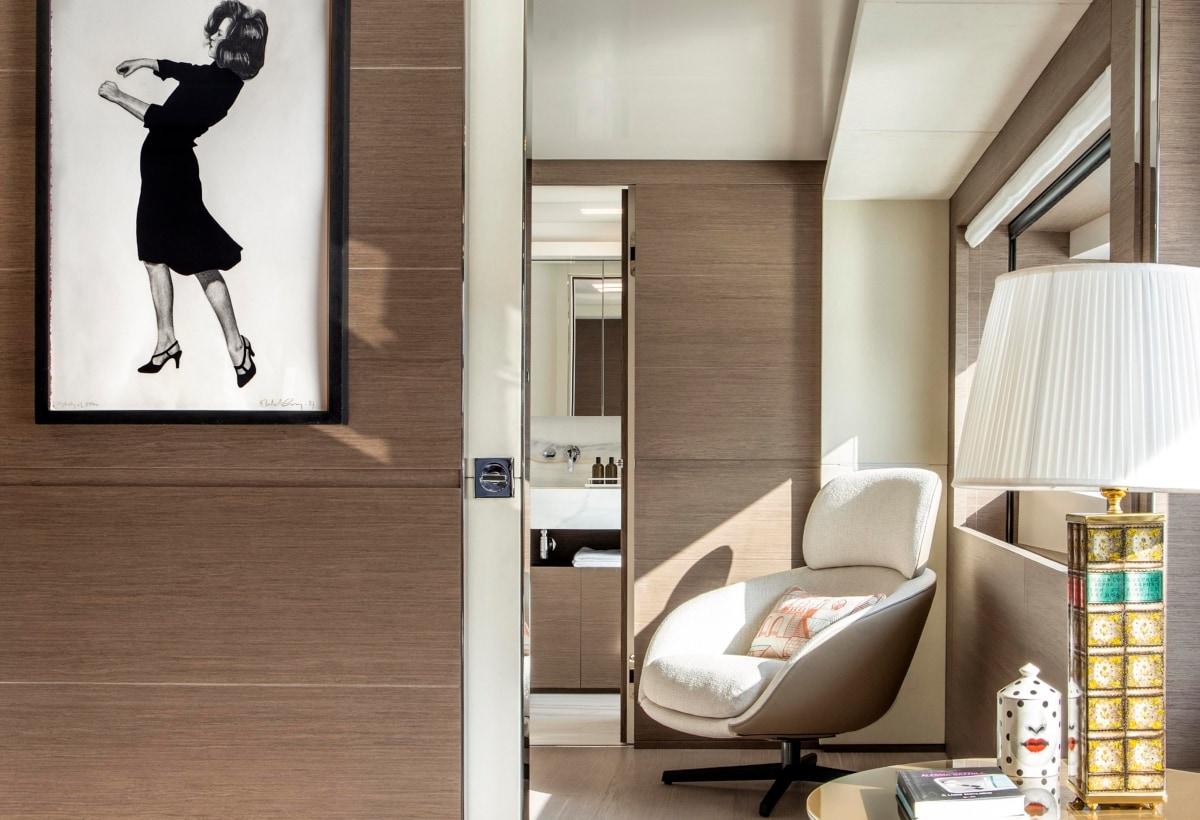 7 Custom Line Navetta 37 Telli_owner cabin