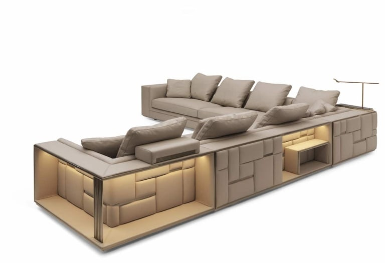 Babylon Rack sofa-min