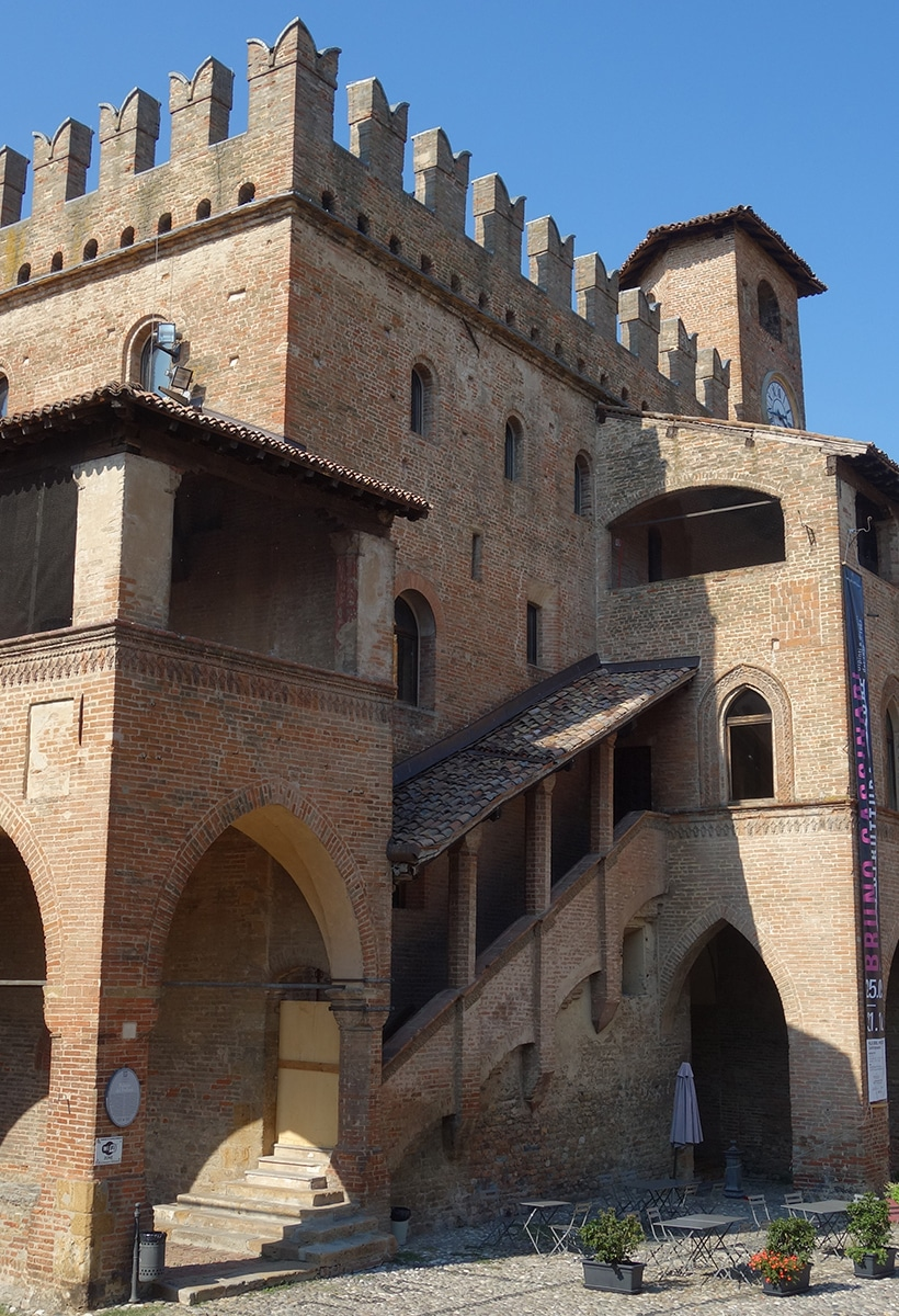 Castell'Arquato rende omaggio a Bruno Cassinari