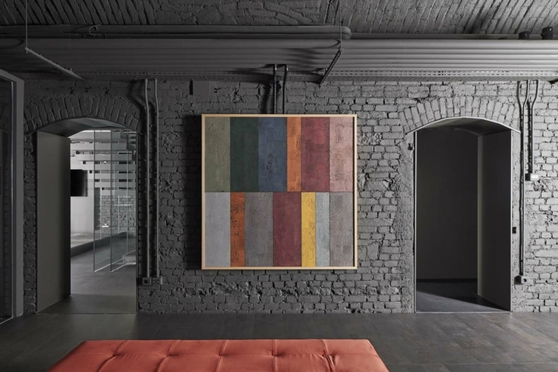 FuoriSalone 2021 RBM_More_showroom Milano_Room n°6_FTA Series+VMC Series+DEA Series+Quadro emozionale
