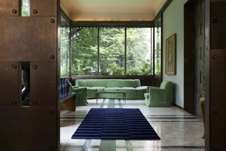 FuoriSalone 2021 Villa Necchi Campiglio G.T.Design Kama 20 21