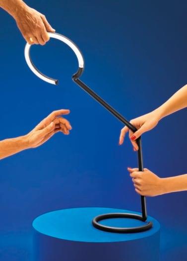 FuoriSalone 2021 Vine Light, design BIG – Bjarke Ingels Group, Artemide Ph. ferrari 01