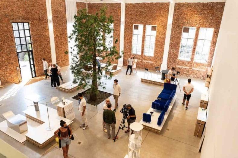 FuoriSalone 2021, eventi, Tortona, TortonaRocks, Belgium Design, Sara Peccianti, La Sullivan
