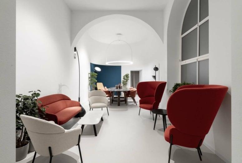 FuoriSalone 2021_showroom Bross Axo Light Monforte
