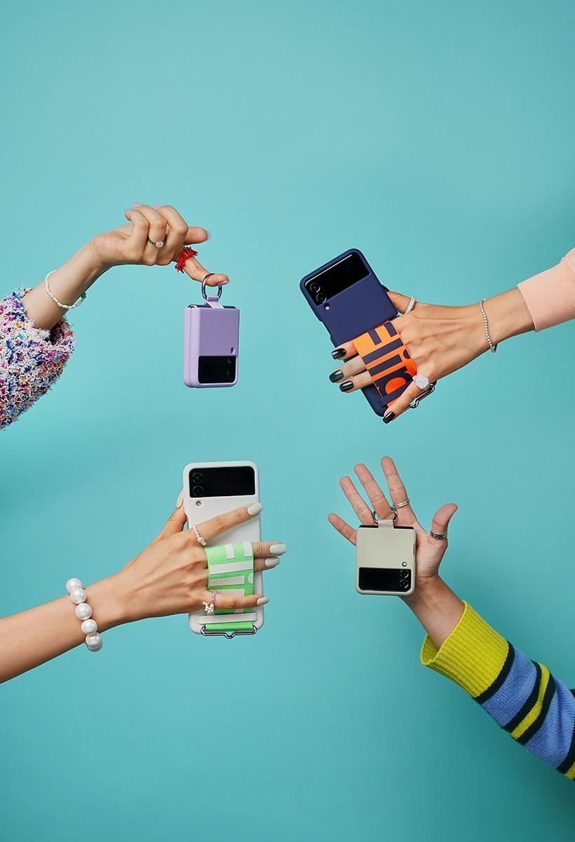 Samsung: dispositivi pieghevoli per esperienze flessibili