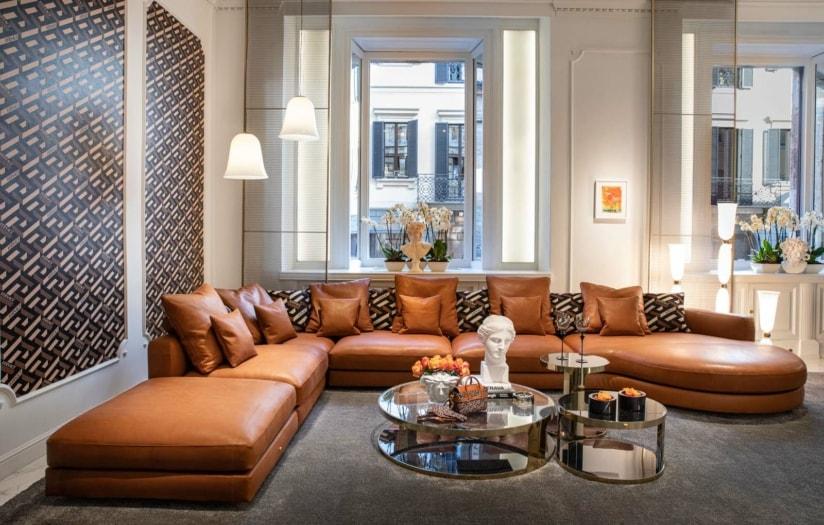 Versace Home- Via Durini boutique – Design Week 2021 (3)