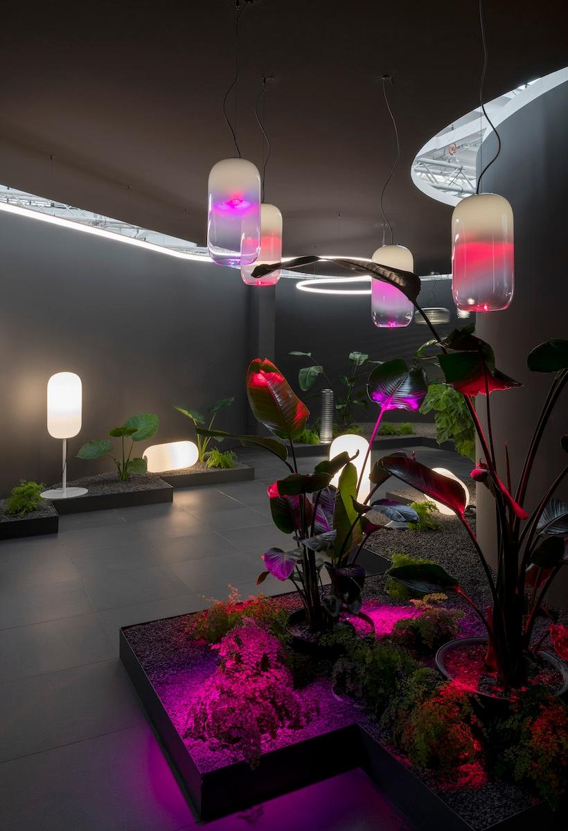 Artemide, il nuovo Exhibition Centre firmato Cucinella