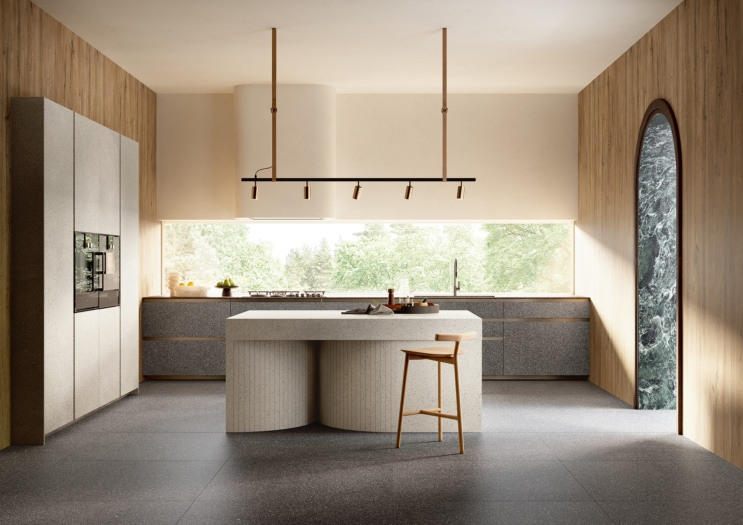 SapienStone-seminato_candido_nero_amb30-kitchen