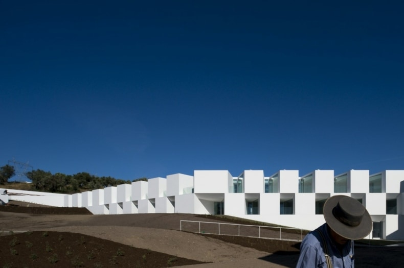 05 Aires Mateus-residenza alcacer do sal