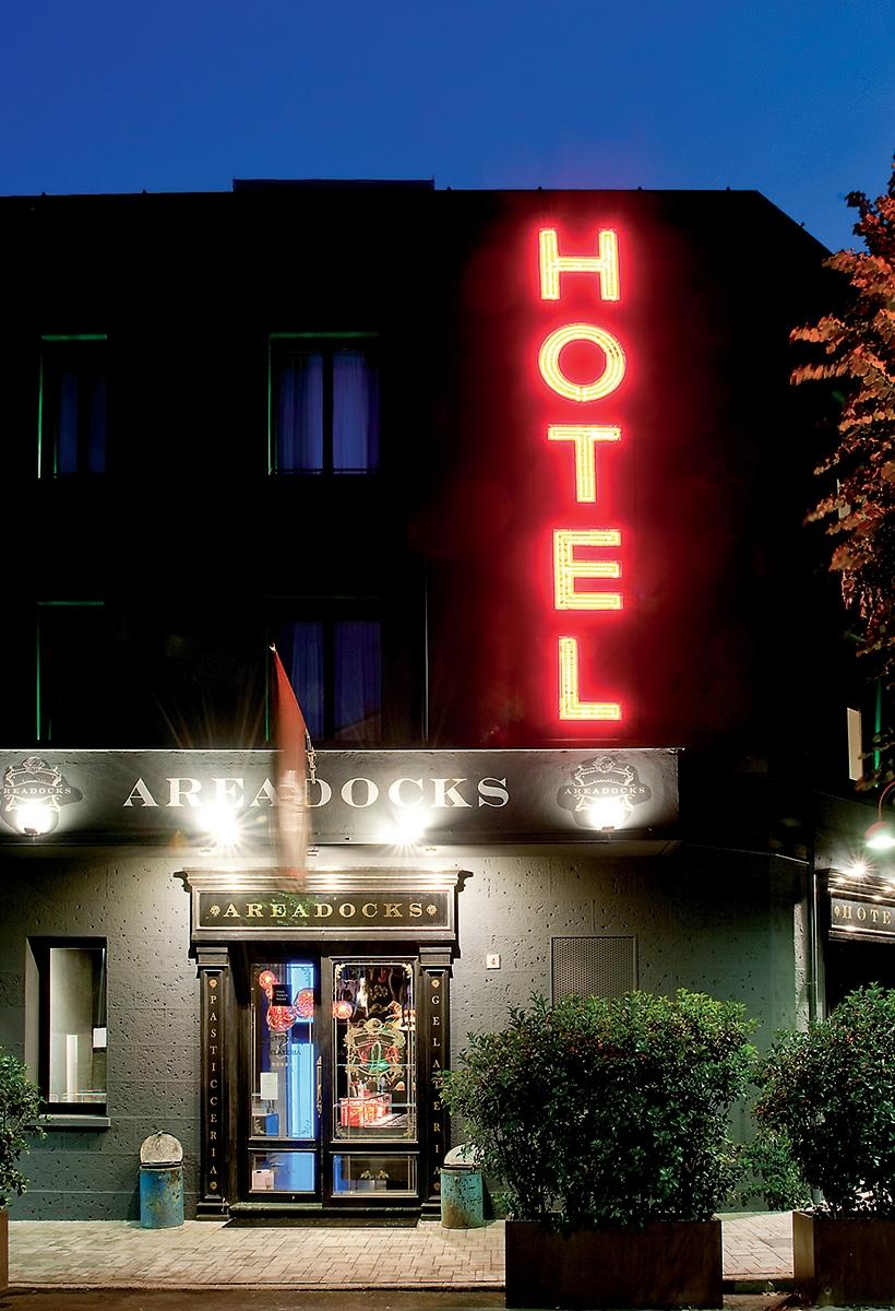 Apre a Brescia il boutique hotel di Areadocks