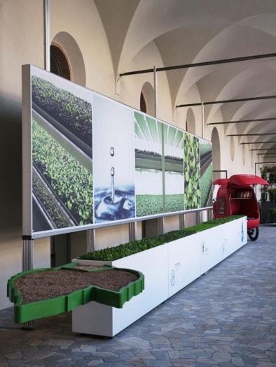 FuoriSalone 2021 Planet Farms RoGuiltlessPlastic 2021 Rossana Orlandi