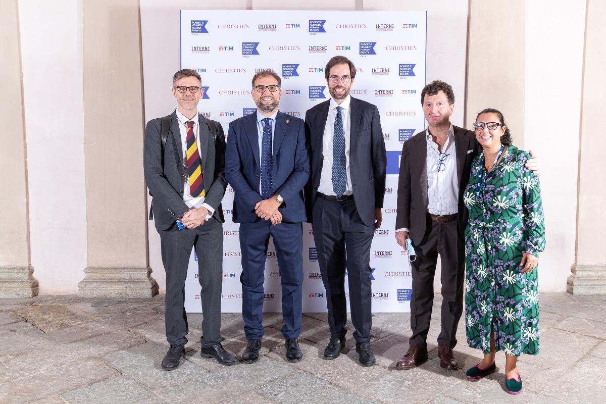 RFK Italia Guests Davide Galli Coordinatore CdL in Management della Sostenibilità