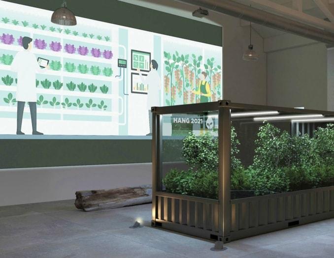 Eventi_FuoriSalone 2021_Tortona_Hang-greenhouse
